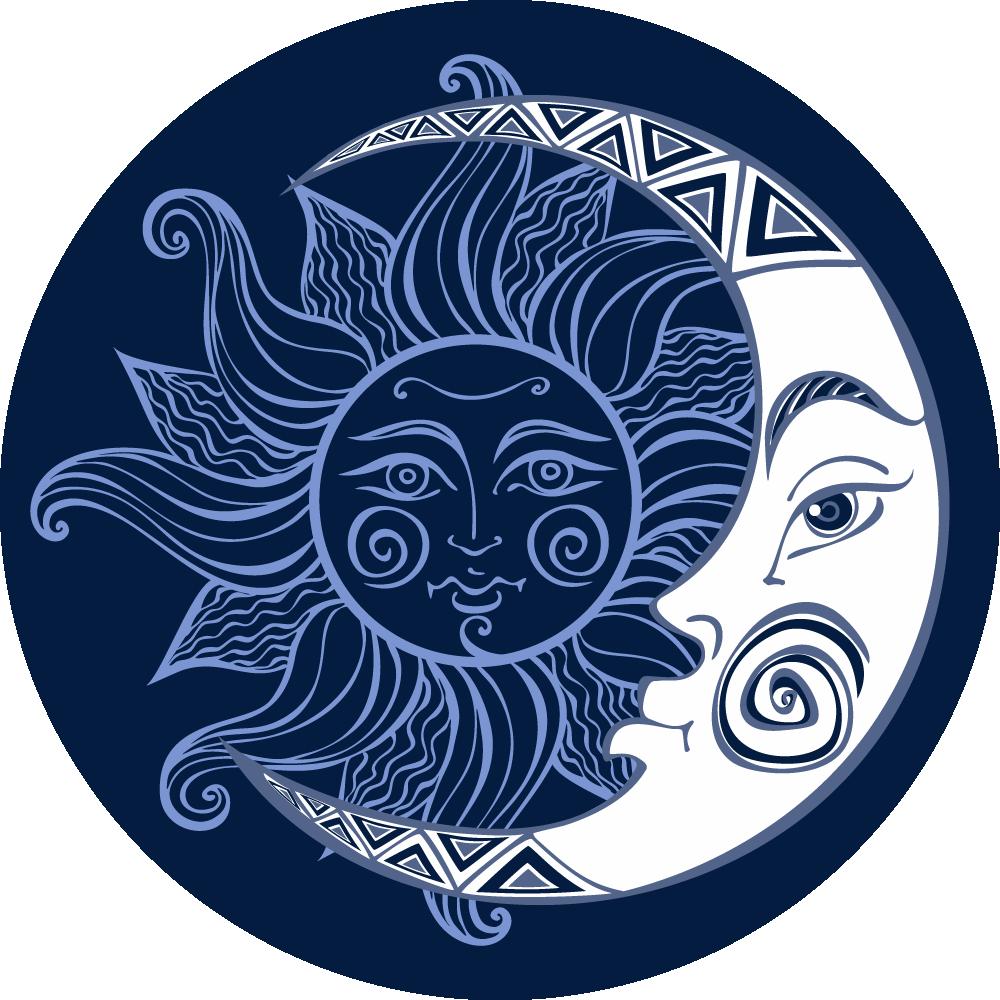 Le Soleil et la Lune constituent le cycle archétypal en astrologie, d'une Nouvelle Lune à la suivante en passant par la Pleine Lune.