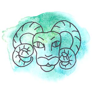 Signe astrologique du Bélier